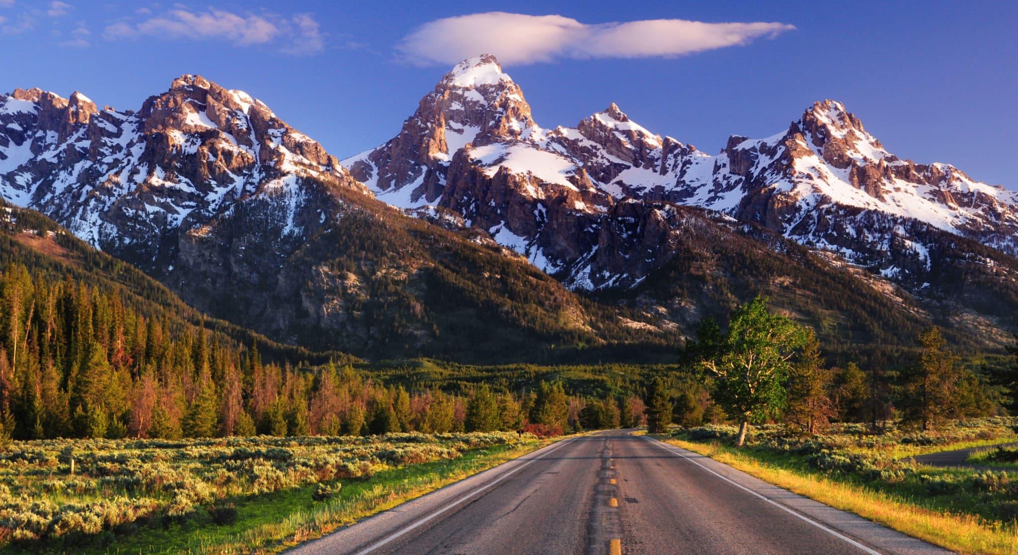 Скалистые горы национальный парк америки