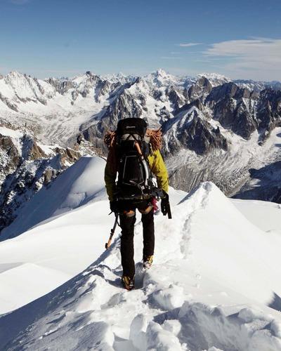 одежда и обувь для туризма в горах