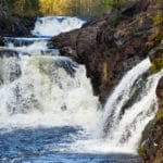 водопад-Кивач